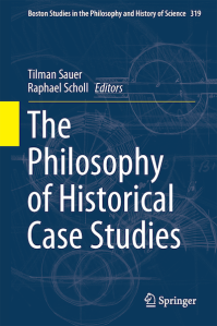 Cover: The Philosophy of Historical Case Studies